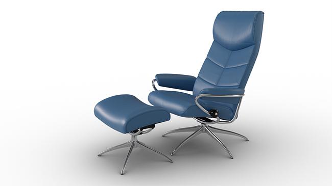 3D-modell stol